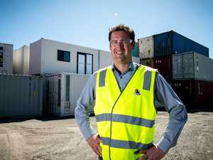 How shipping containers could provide crisis housing