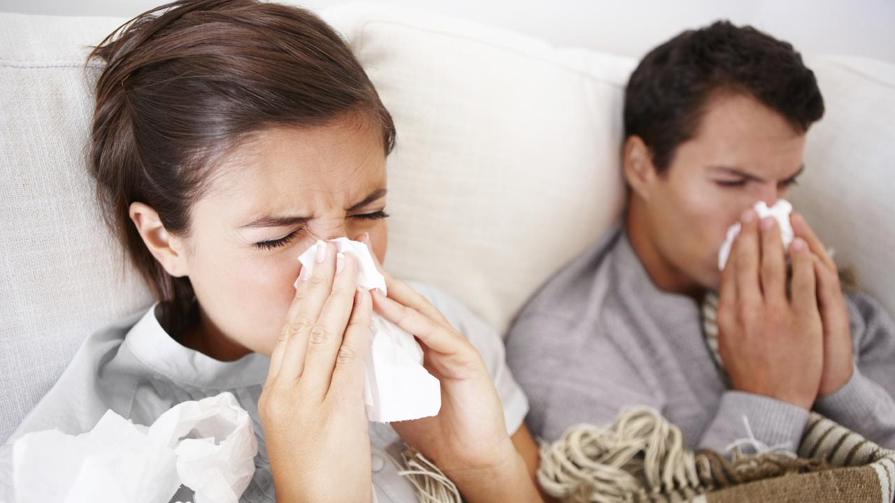 The Sunshine Coast has reported its lowest monthly flu cases in years.