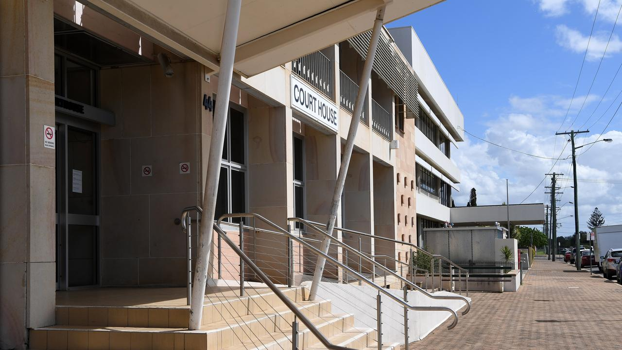 Bundaberg Court House.