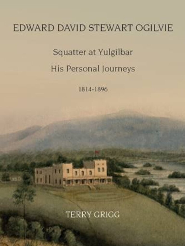 A new book on Yulgilbar Station and its owner Edward Ogilvie reveals fresh information about the man behind the property.