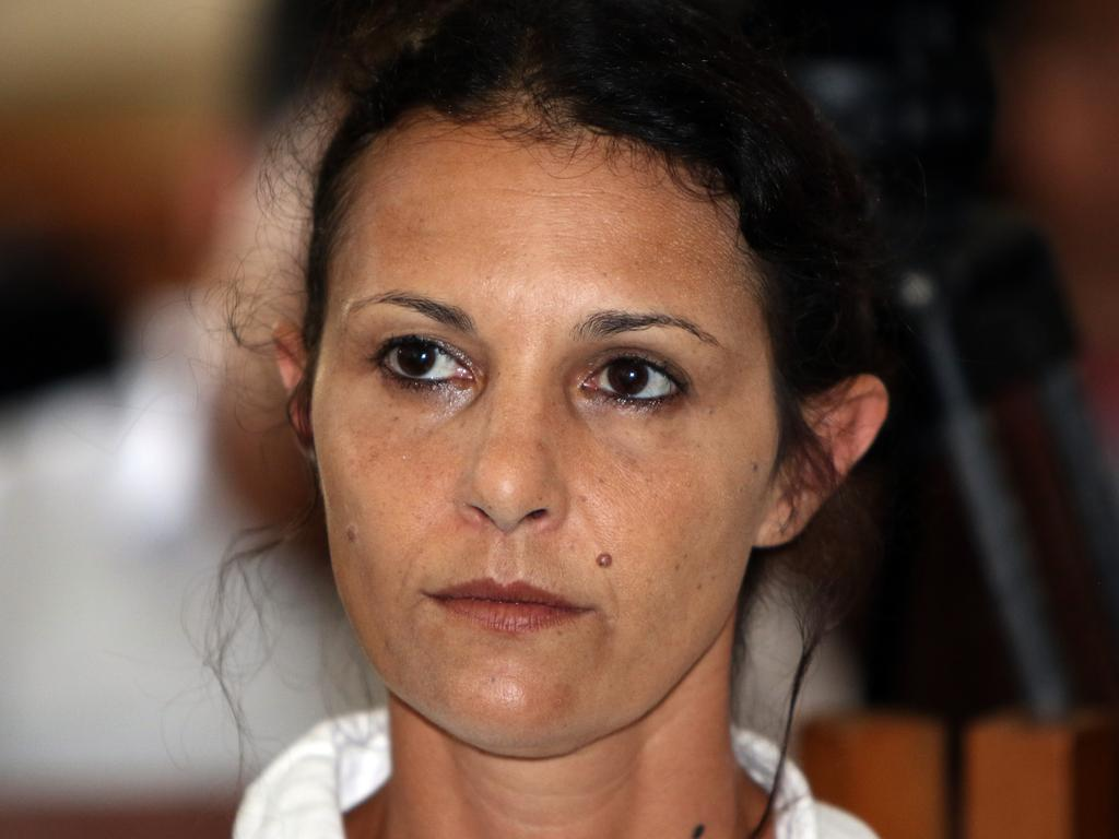 Byron Bay woman Sara Connor will be released from Bali's horrific Kerobokan jail in July. Picture: AAP