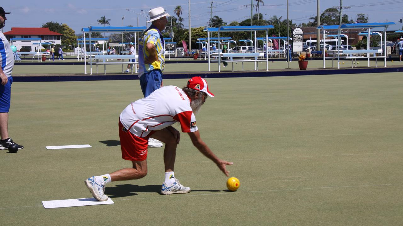 BACK ON: Bowling will be able to go back on the greens for practice roll ups from tomorrow. Photo File.