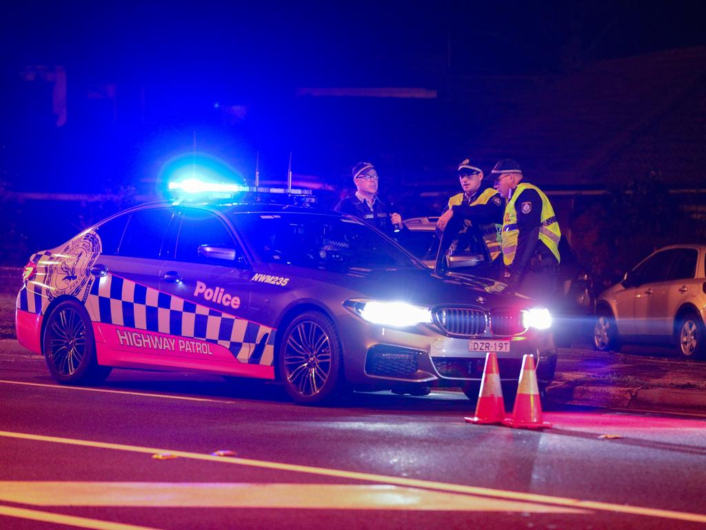 NSW traffic and highway patrol officers handed out more than 28,000 infringements to motorists from mid-March to late April. Picture: Dean Asher