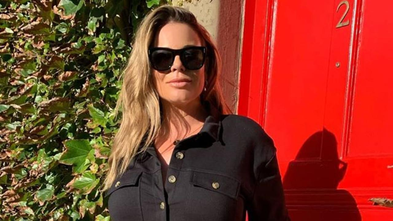 Former Biggest Loser host Fiona Falkiner looks sensational in a figure-hugging new outfit from Big W – and fans are snapping the $39 item up.