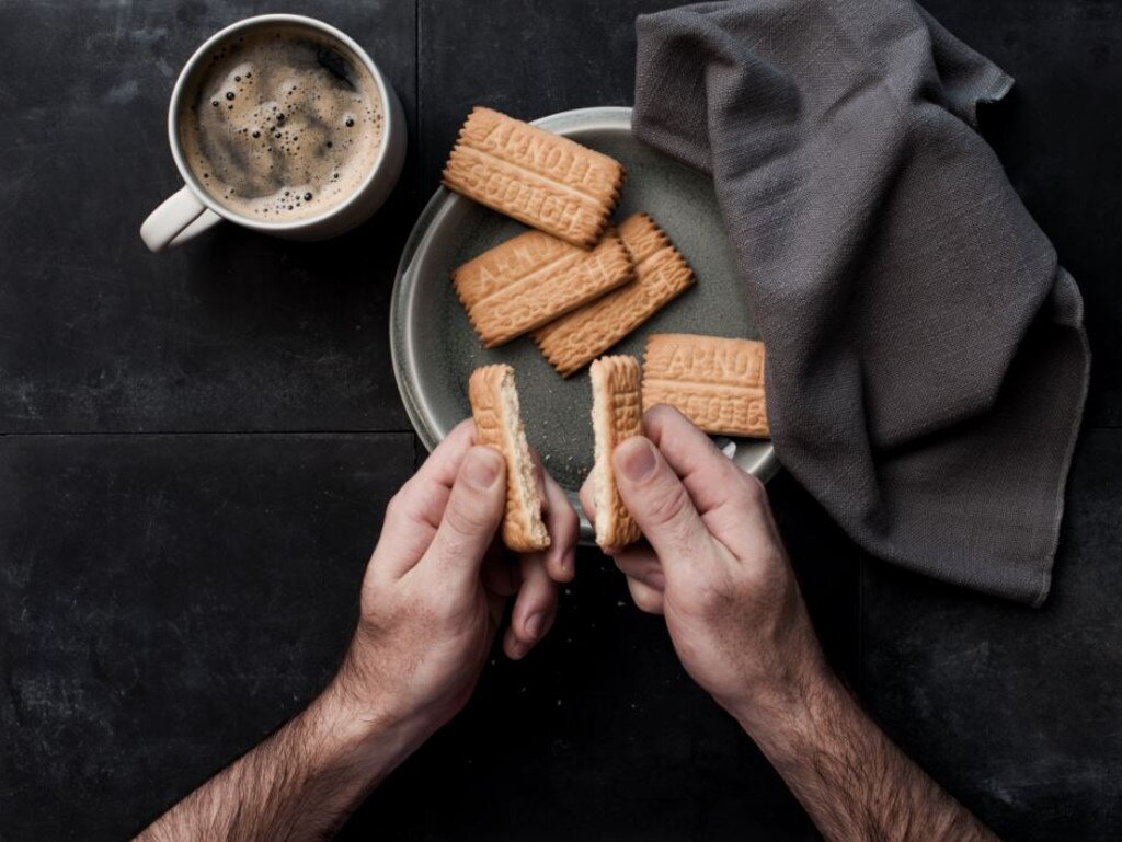 Arnott's has released the recipe for its Scotch Finger biscuit.