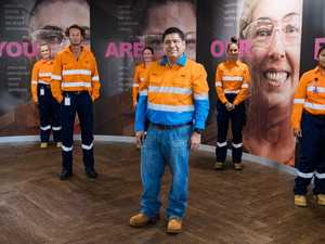 Miner's national training program launches in Mackay