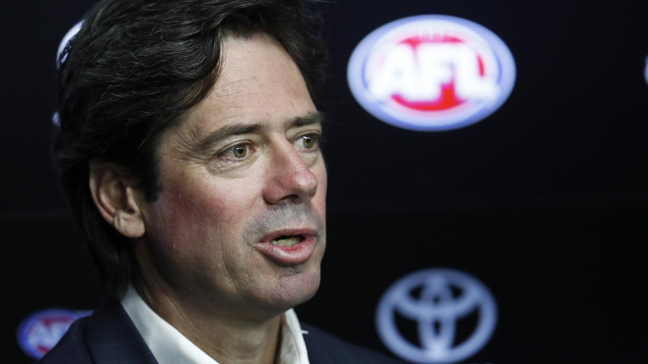 AFL CEO Gillon McLachlan. Picture: Getty