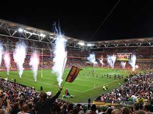 Queensland turns up the heat in NRL grand final bid