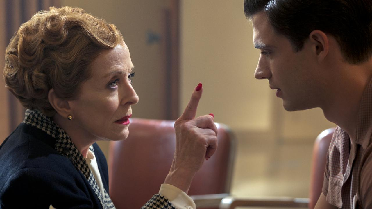 Holland Taylor is a standout performance in Hollywood. Picture: Saeed Adyani/Netflix via AP