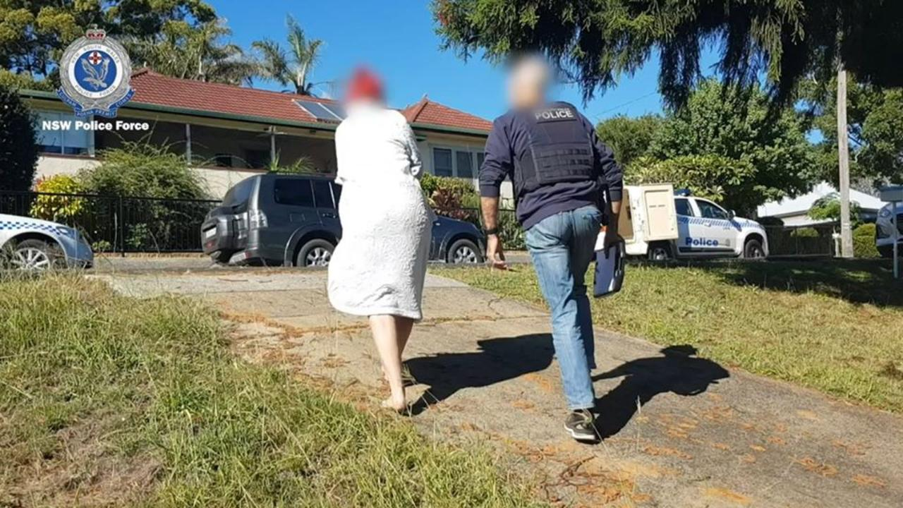 Richmond Police have charged six people between March and May in relation to Strike Force Braunbeck. Picture: NSW Police Force Facebook.