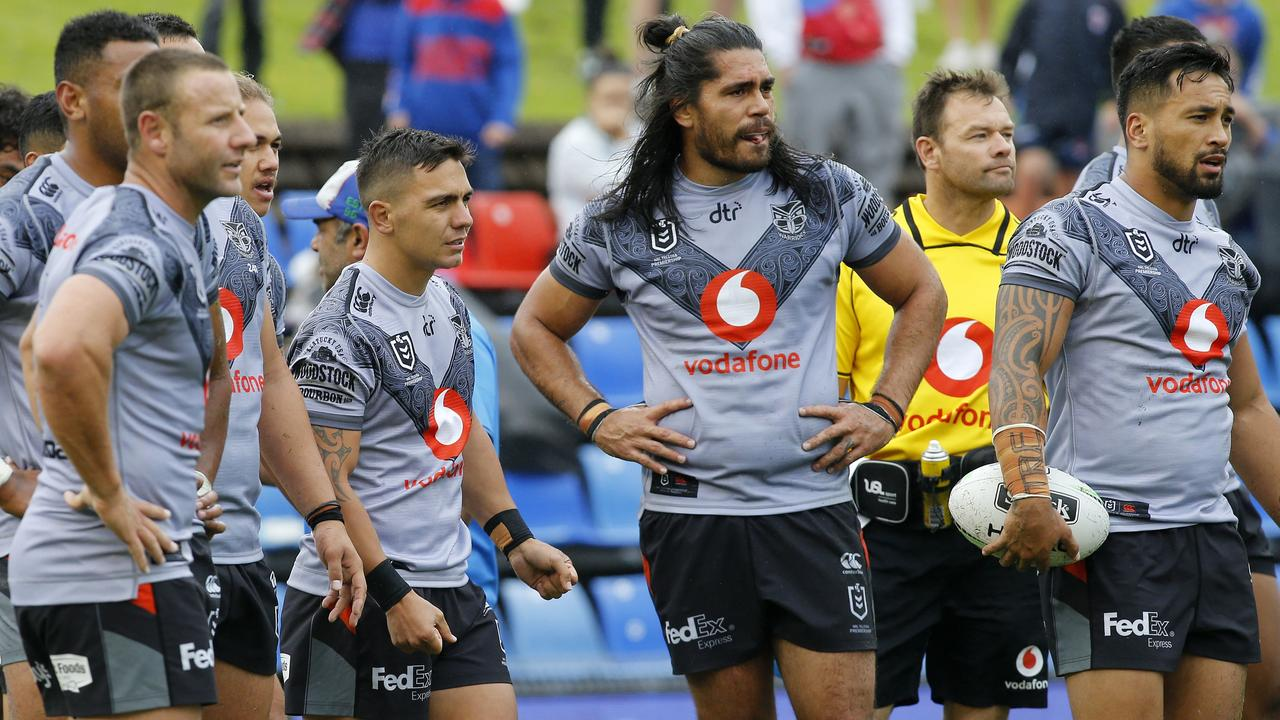 \The New Zealand Warriors will be back in Australia. Picture: Darren Pateman