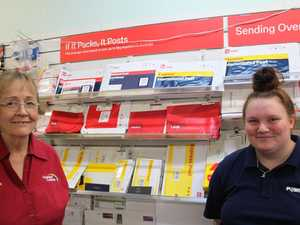 Ipswich CBD gets new post office