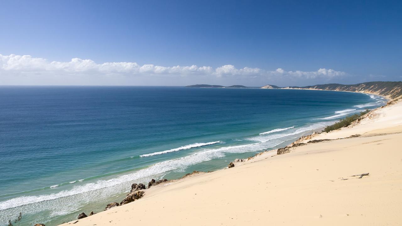 Rainbow Beach, Cooloola Region.