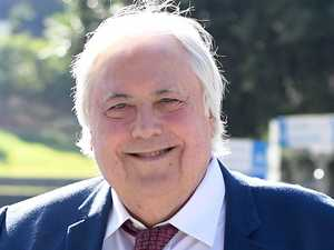 Palmer's ominous warning ahead of state election