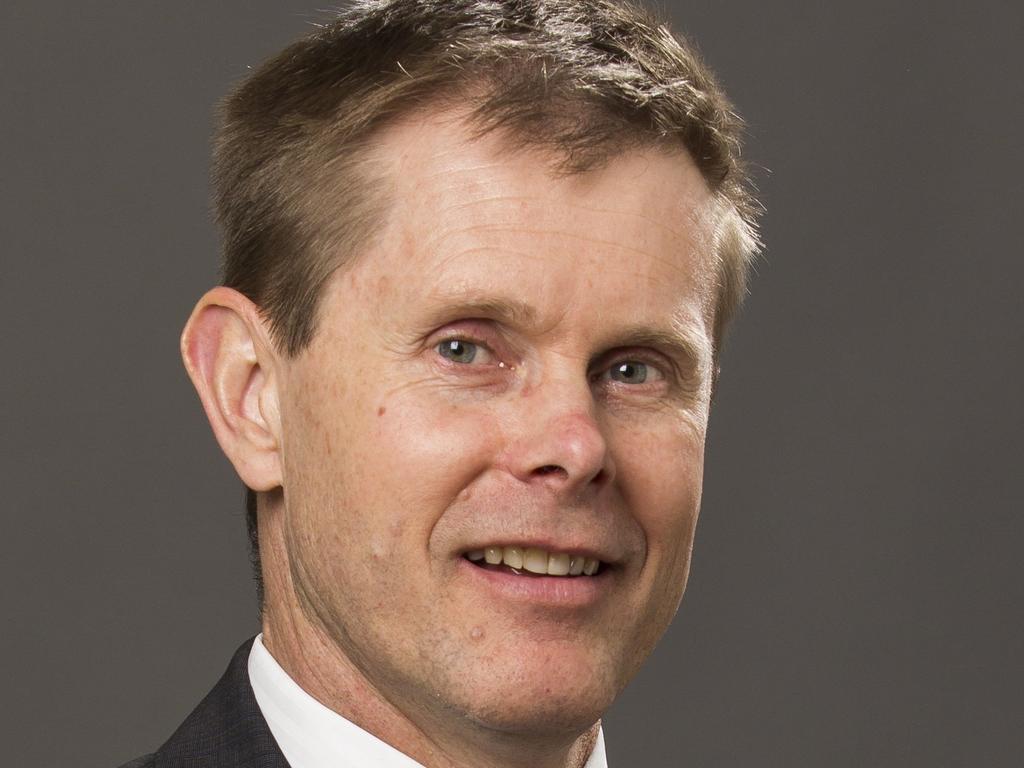 Rohan Gosstray, News Corp Regional General Manager.