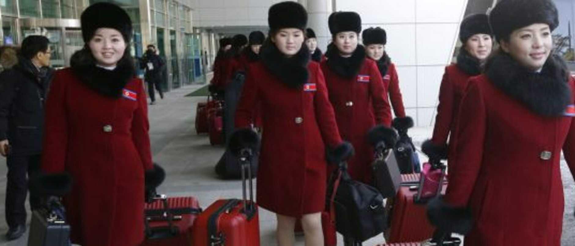Kim Jong Un train story