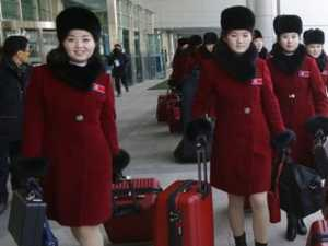 Kim Jong-un's vile harem of 'virgin schoolgirls'