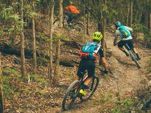 Rogue mountain bike riders trash conservation zones