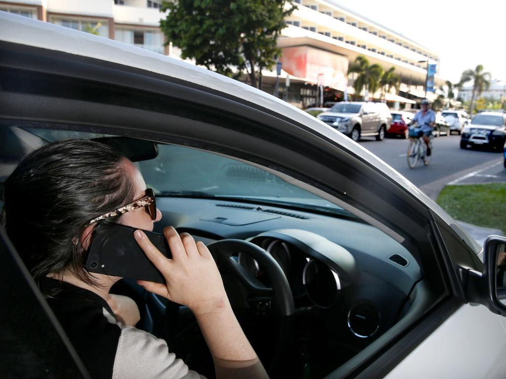 Distracted drivers fork out $1.3m in fines.