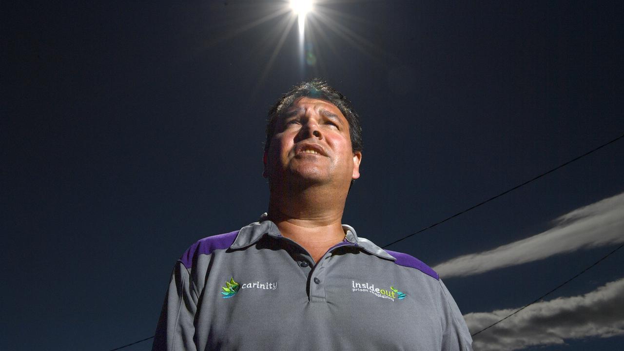Jonathan Stubbs is a volunteer prison chaplain with Inside Out Prison Chaplaincy. Photo: John McCutcheon / Sunshine Coast Daily