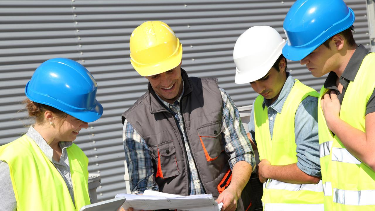 GET TRAINING: Capability workshops will enhance small businesses in the building and construction industry.