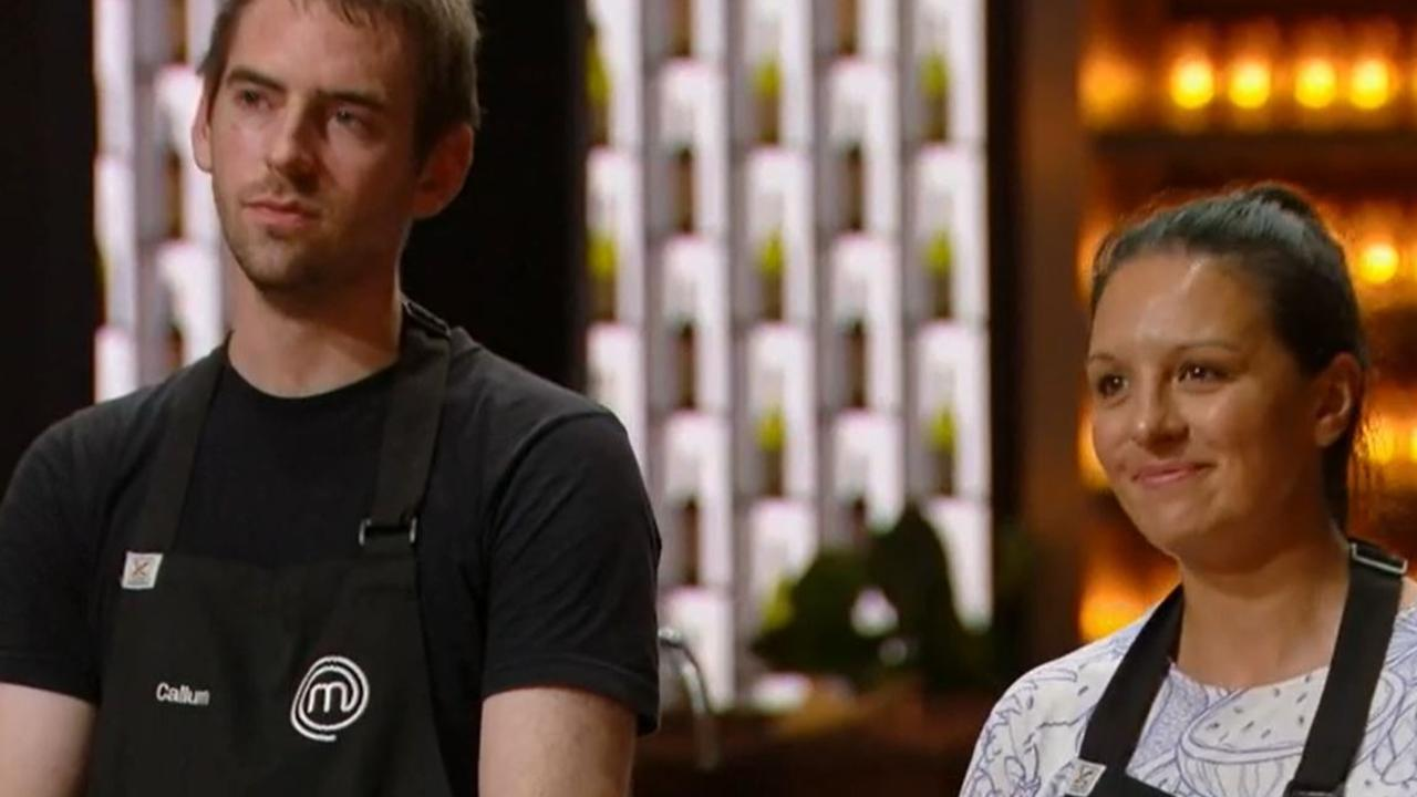 MasterChef favourite's shock departure. Picture: CHannel 10.