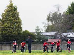 School shuts as teacher tests positive
