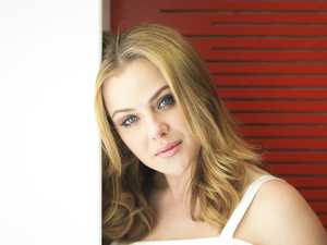 Jessica Marais rushed to hospital