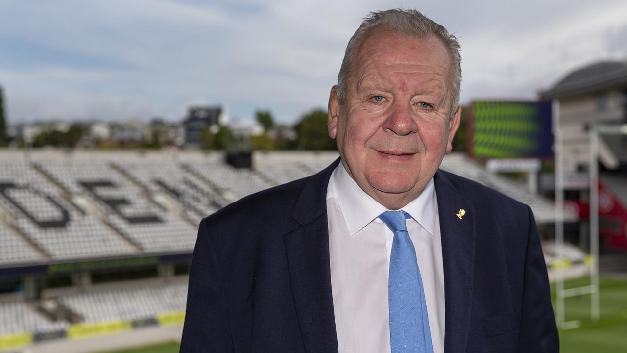Bill Beaumont returns as the boss of world rugby. Picture: Dave Rowland/Getty Images