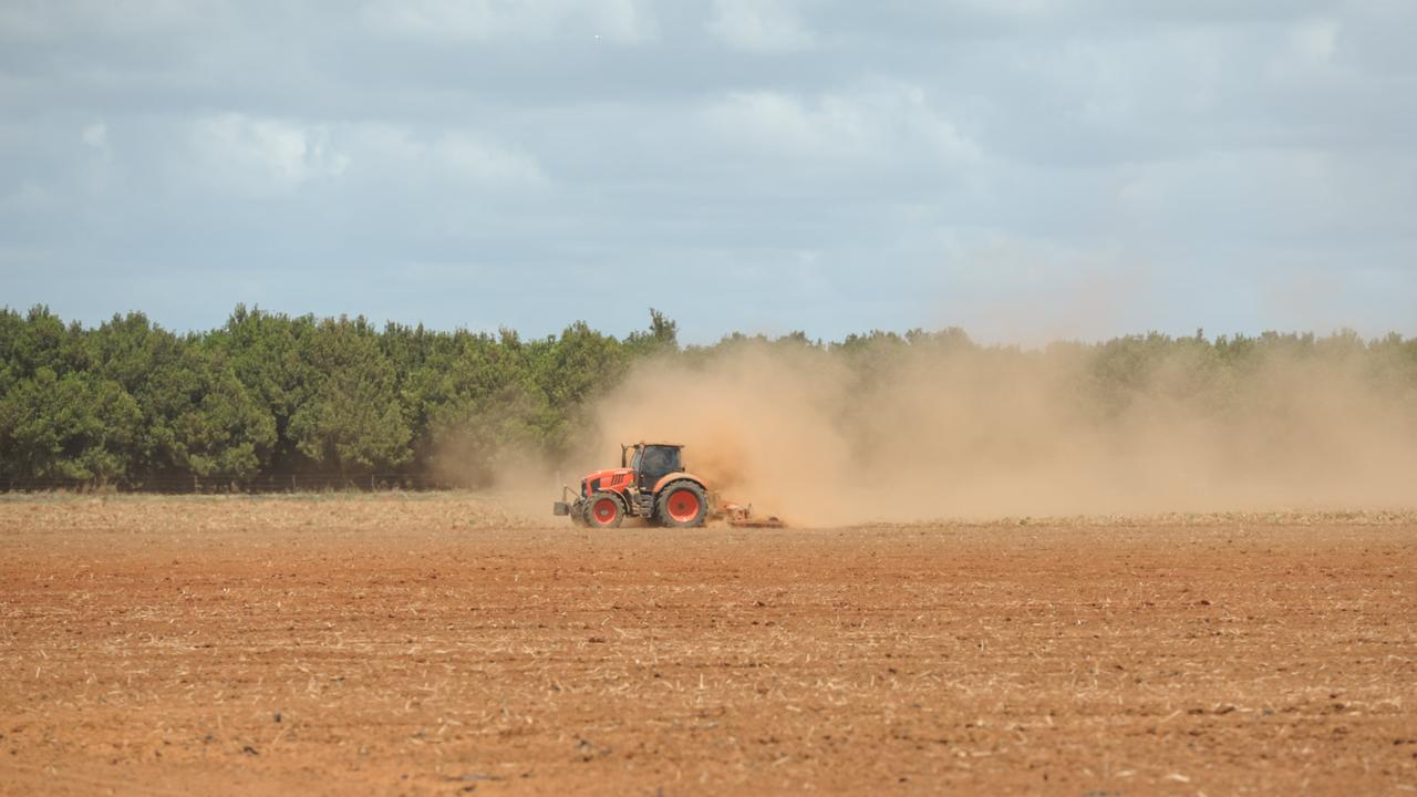 Vinnies is reminding locals in the ag industry they're entitled to financial support while the southwest is still drought declared.
