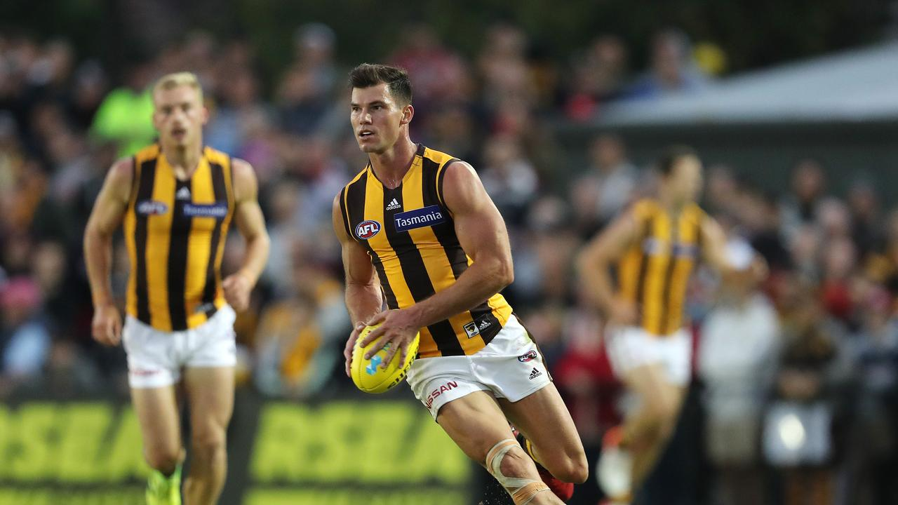 Jaeger O'Meara will return from his home state of Western Australia. Picture: Michael Klein