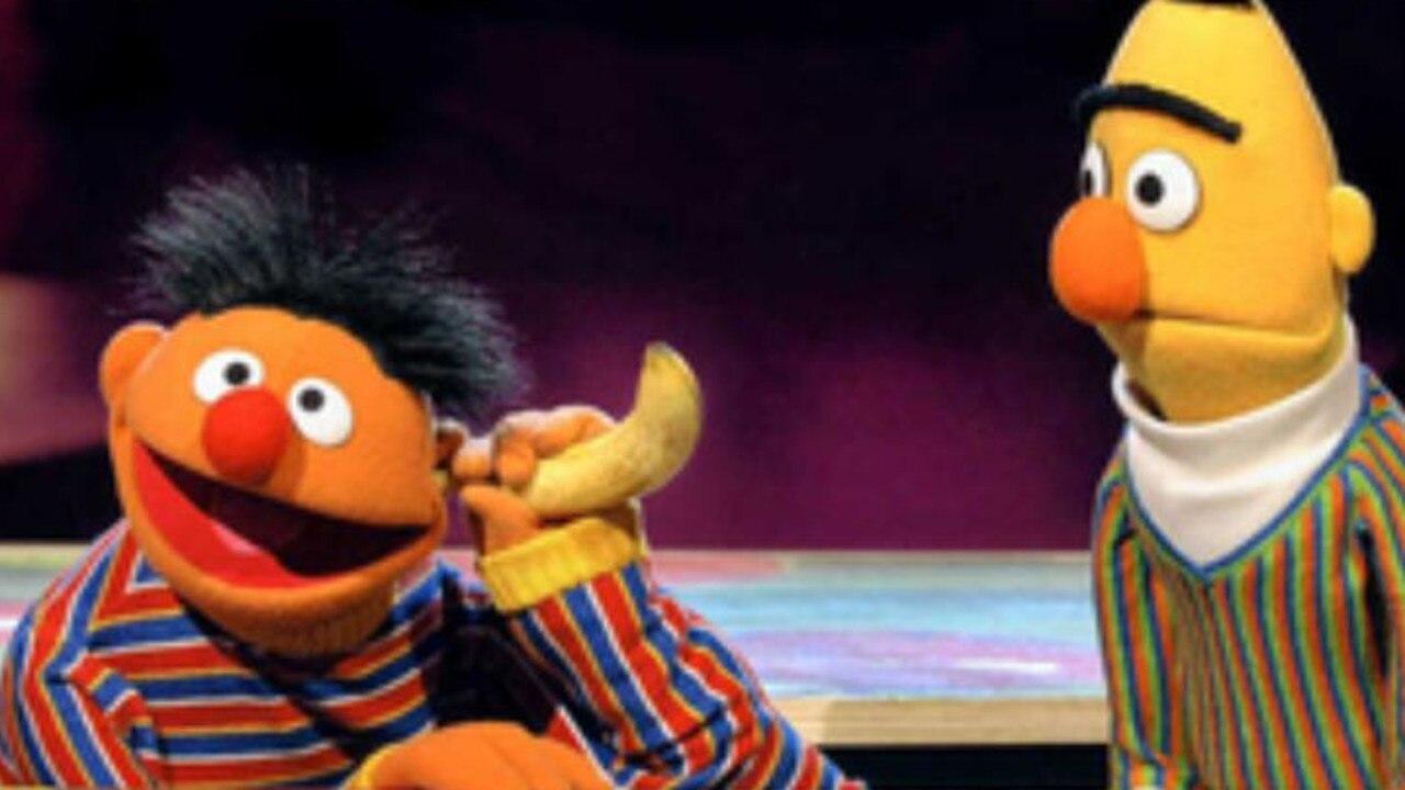 Australia is Ernie right now.