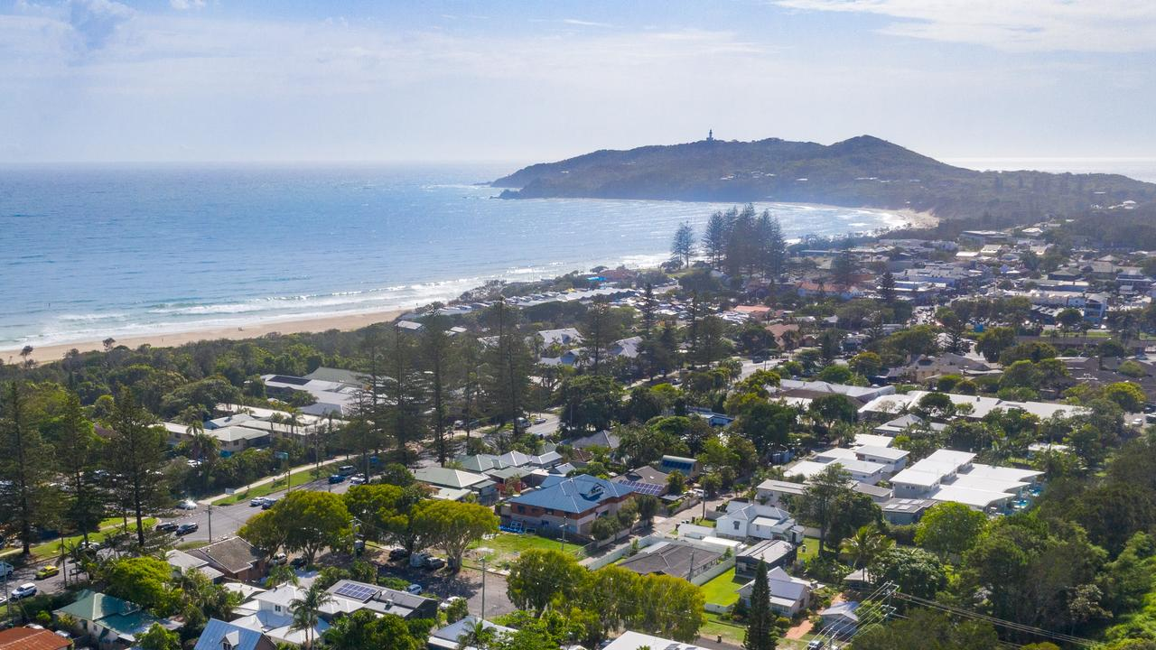 Byron Bay which is part of the Richmond electorate, ranked 24th in Australia in average personal wealth per capita.