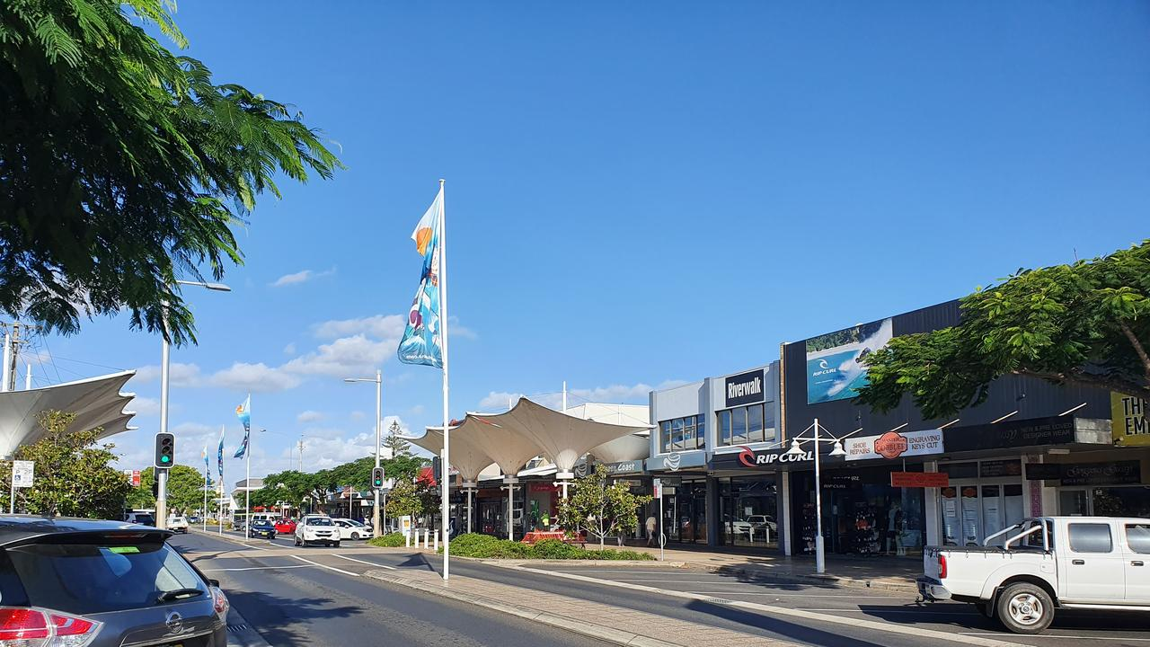 POSITIVE OUTLOOK: The president of the Ballina Chamber of Commerce is positive about the Ballina business community's future amid the coronavirus pandemic.