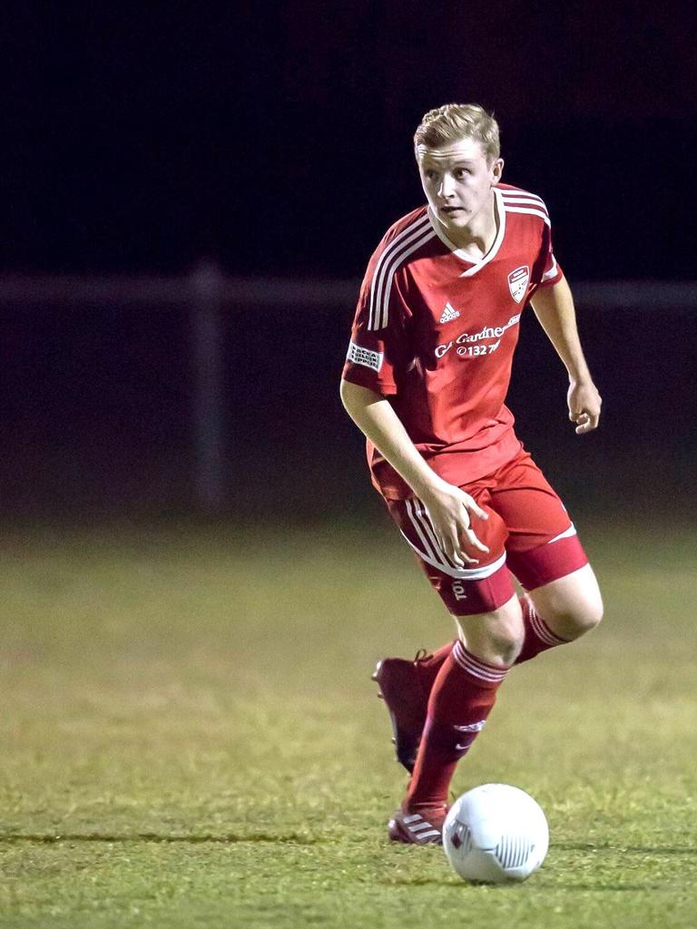 Ryan Patton has been a linchpin in the Wanderers premier men's roster for years.