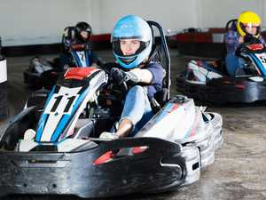 DEX FILES: Carnie charged for karting clip