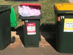 Council explains why hundreds of bins weren't collected