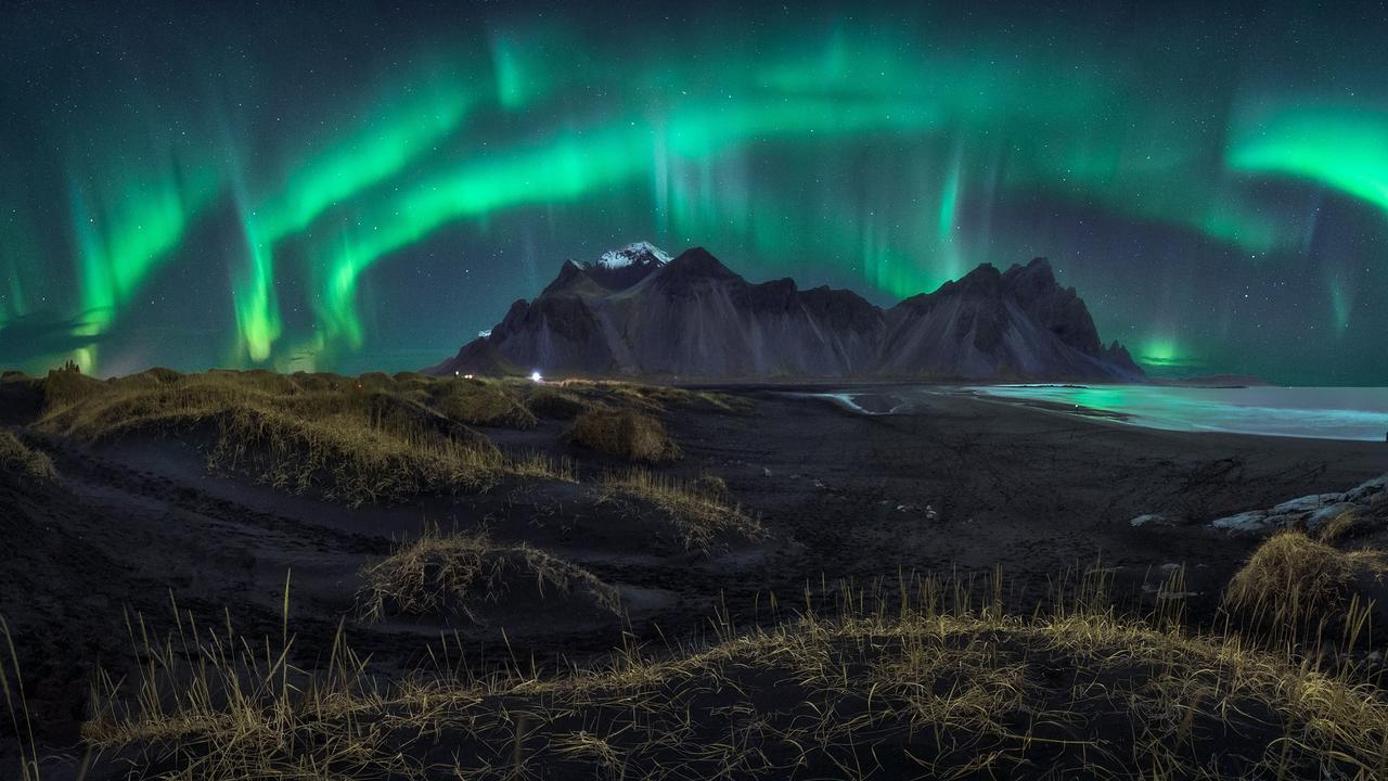 Magic Stokness, Vestrahorn, Iceland. Picture: Alberto Jose Moreno Jurado /The EPSON International Pano Awards 2019