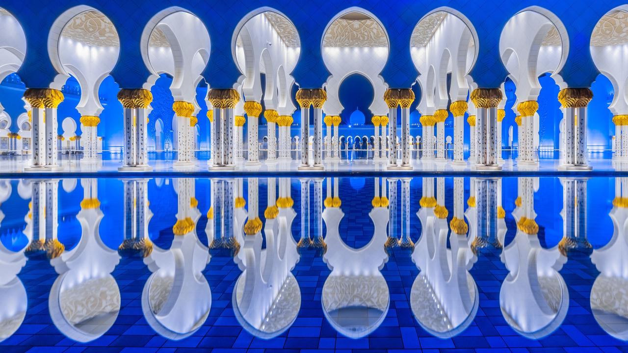 The Art Of Structure Abu Dhabi. Picture: Amri Arfianto /The EPSON International Pano Awards 2019