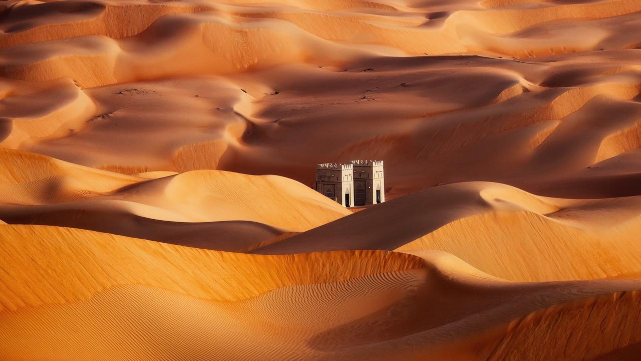 Sand Castle, Rub Al Khali Desert, Uae.Picture: Sebastian Tontsch/The EPSON International Pano Awards 2019