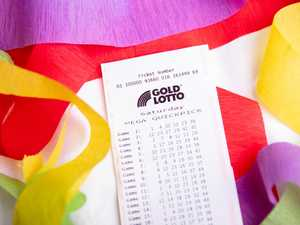 Lotto win: Struggling newsagency's luck changed overnight