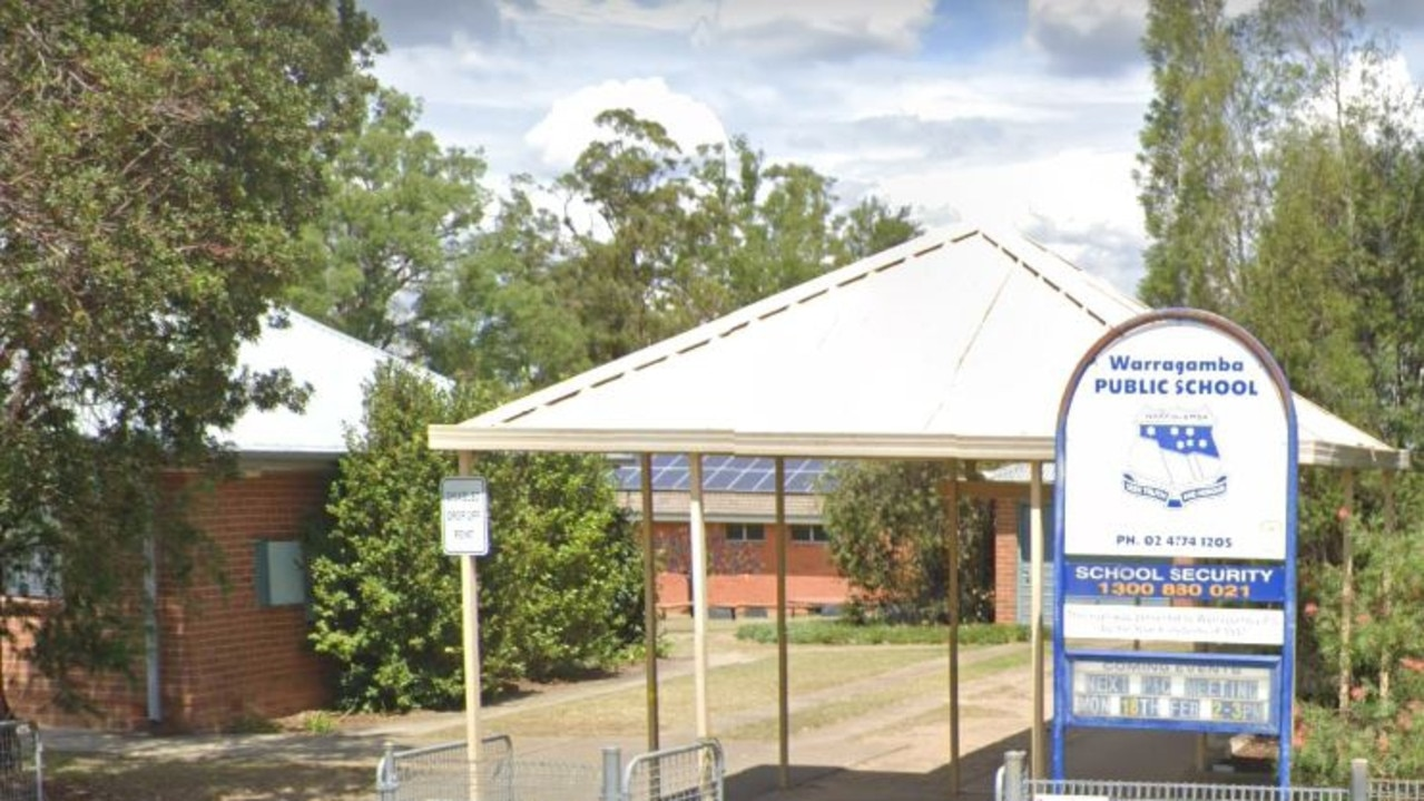 Warragamba Public School is shut after one of its students tests positive to coronavirus. Picture: Supplied
