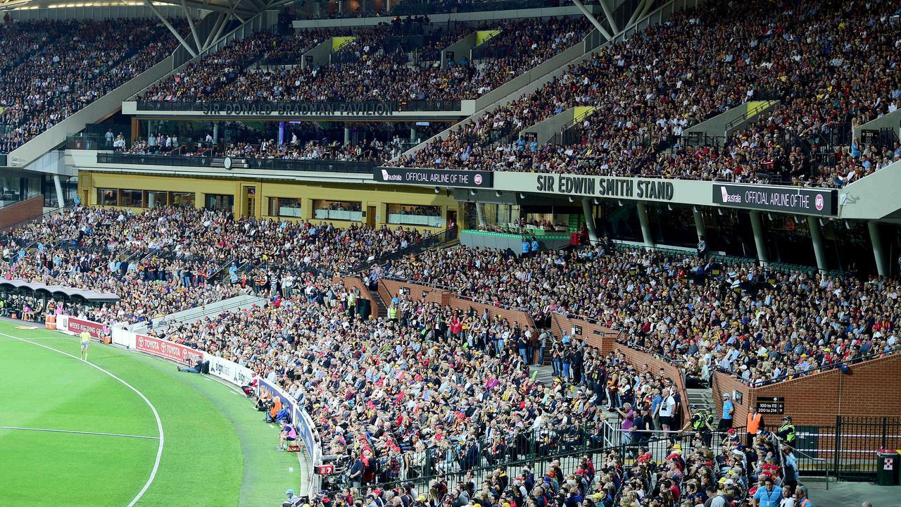 AFL Preliminary Final - Adelaide Crows vs Geelong