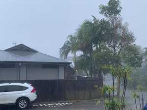 Rain in Byron Bay