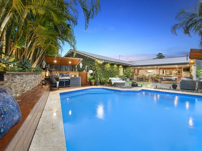 28 Mawson Close, North Boambee Valley currently listed for sale with Nolan Partners.