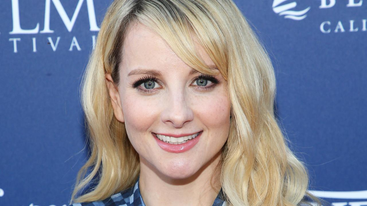 Melissa Rauch has given birth to a baby boy. Picture: Phillip Faraone/Getty Images
