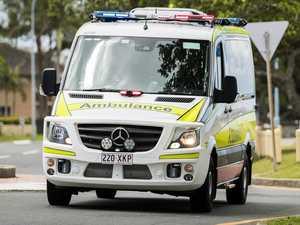 Six injured in overnight crash