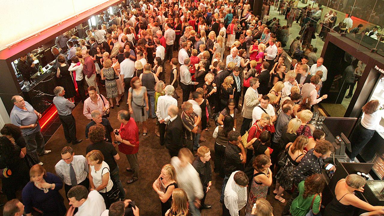Handling crowds will be a challenge for venues like the Queensland Performing Arts Centre.
