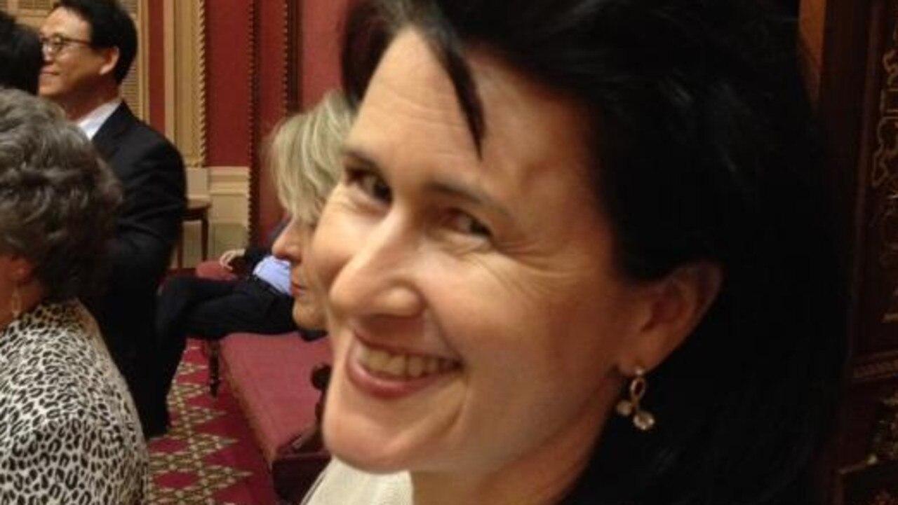 'I would like to sleep at night': Brisbane magistrate Deborah Vasta.