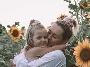 Sunflowers lift a community's spirits